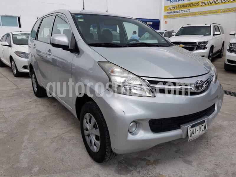 Toyota Avanza Premium Aut usado (2015) color Plata precio $149,000