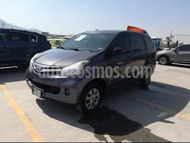 Foto Toyota Avanza 5p Premium L4/1.5 Aut usado (2014) color Gris precio $148,000