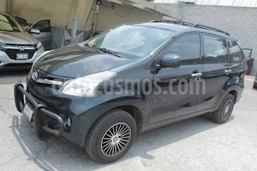 Toyota Avanza Premium usado (2015) color Azul precio $165,000
