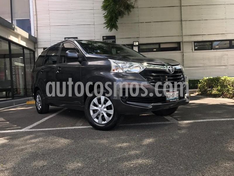 Toyota Avanza LE Aut usado (2017) color Gris precio $188,000