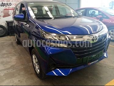 Toyota Avanza LE usado (2020) color Azul precio $254,000
