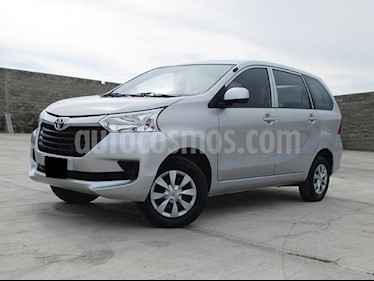 Toyota Avanza LE Aut usado (2018) color Plata precio $218,000
