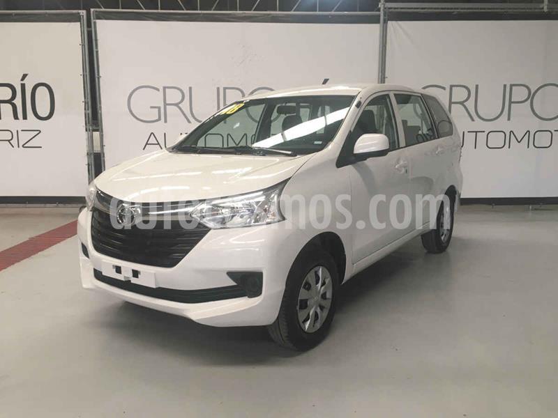 Toyota Avanza XLE Aut usado (2018) color Blanco precio $205,000