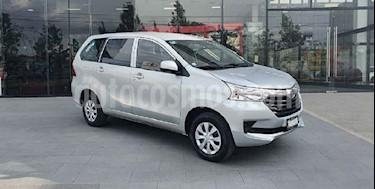 Toyota Avanza 5p LE L4/1.5 Man usado (2018) color Plata precio $198,000