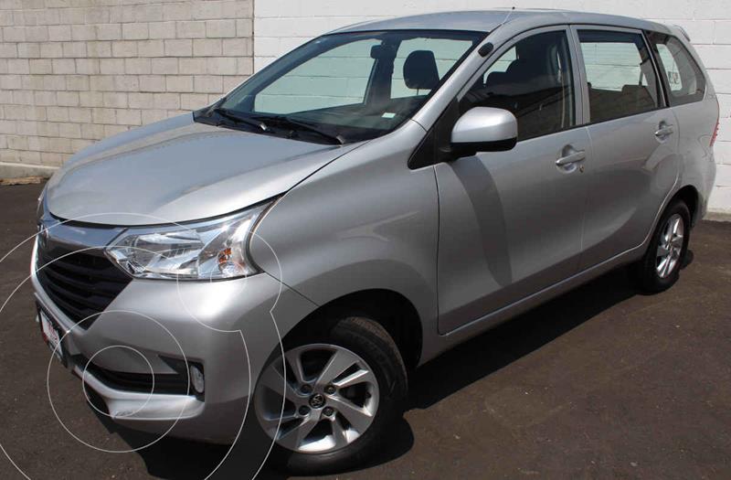 Foto Toyota Avanza XLE Aut usado (2018) color Plata precio $224,900