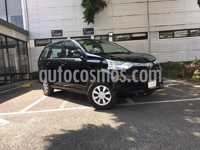 Toyota Avanza LE Aut usado (2018) color Negro precio $198,000