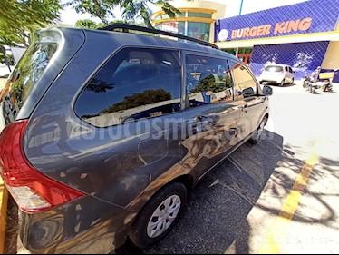 Toyota Avanza Premium Aut usado (2015) color Gris Plata  precio $149,000