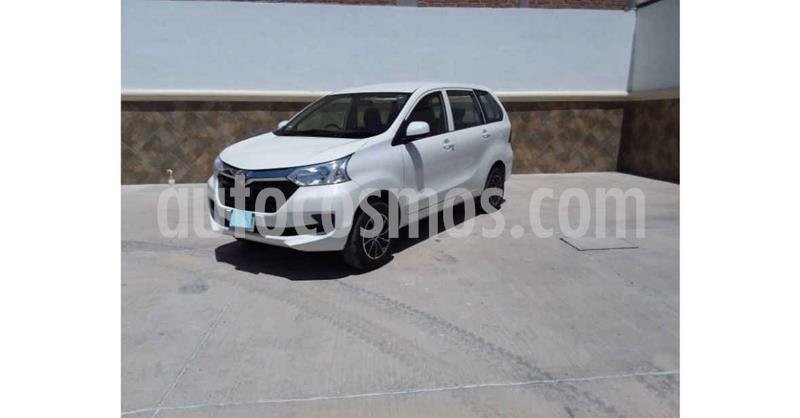 Toyota Avanza LE Aut usado (2019) color Blanco precio $209,900