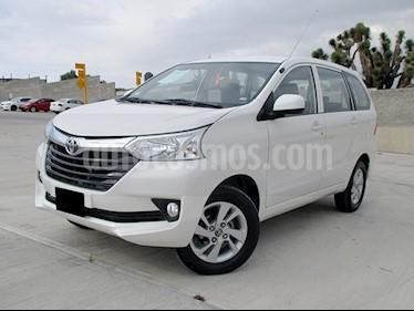Toyota Avanza XLE Aut usado (2017) color Blanco precio $205,000