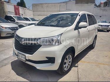 Toyota Avanza LE usado (2019) color Blanco precio $189,000