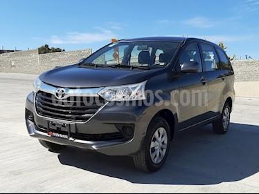 Toyota Avanza LE usado (2018) color Gris precio $218,000