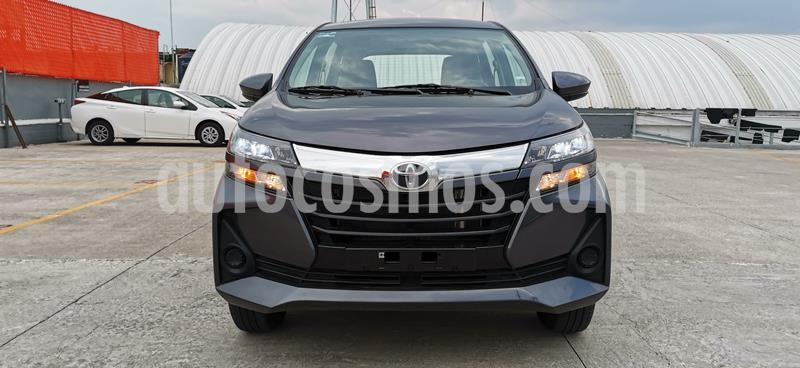 Toyota Avanza LE Aut usado (2020) color Grafito precio $258,000