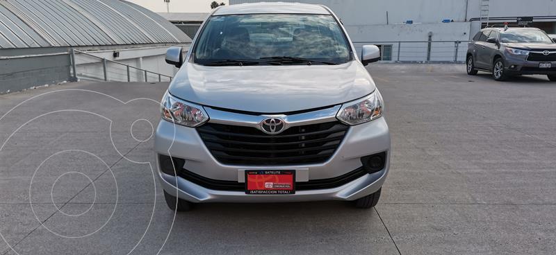 Toyota Avanza Cargo usado (2017) color Plata precio $175,000
