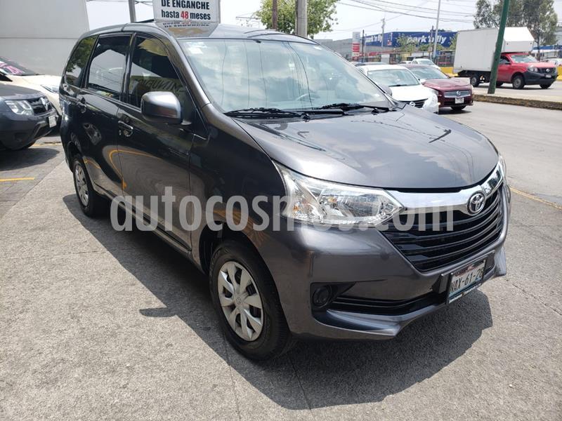 Toyota Avanza LE usado (2017) color Gris precio $193,000