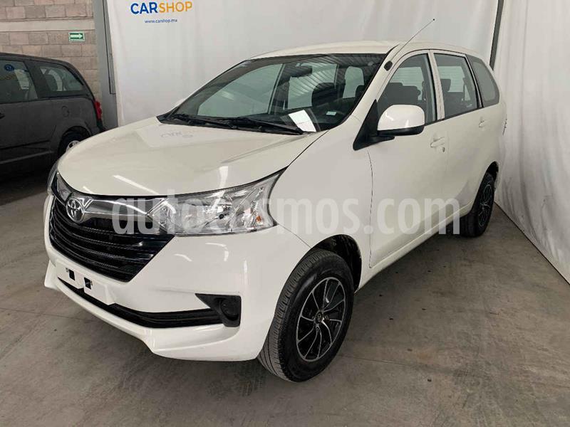 Toyota Avanza 5p LE L4/1.5 Aut usado (2019) color Blanco precio $209,900