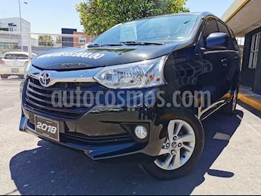 Toyota Avanza XLE Aut usado (2018) color Negro precio $225,000