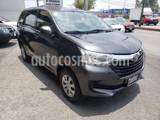 Toyota Avanza Premium Aut usado (2017) color Gris precio $193,000