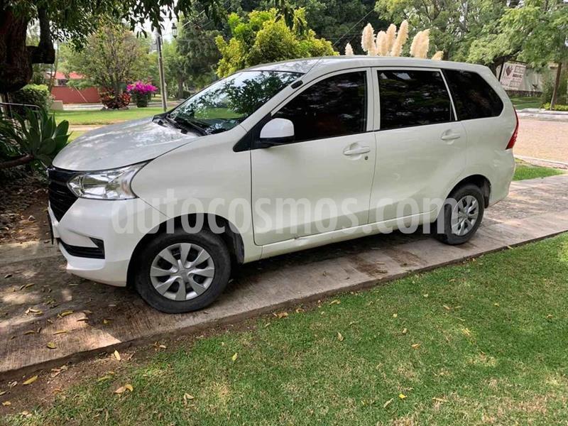 Toyota Avanza LE Aut usado (2016) color Blanco precio $160,000