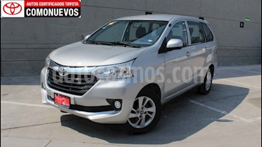 Toyota Avanza 5p XLE L4/1.5 Aut usado (2018) color Plata precio $225,000