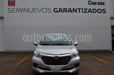 Foto Toyota Avanza Premium usado (2016) color Plata precio $169,900