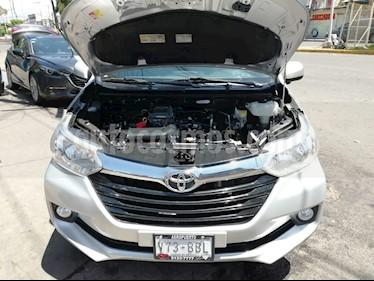 Toyota Avanza XLE Aut usado (2017) color Plata precio $165,000