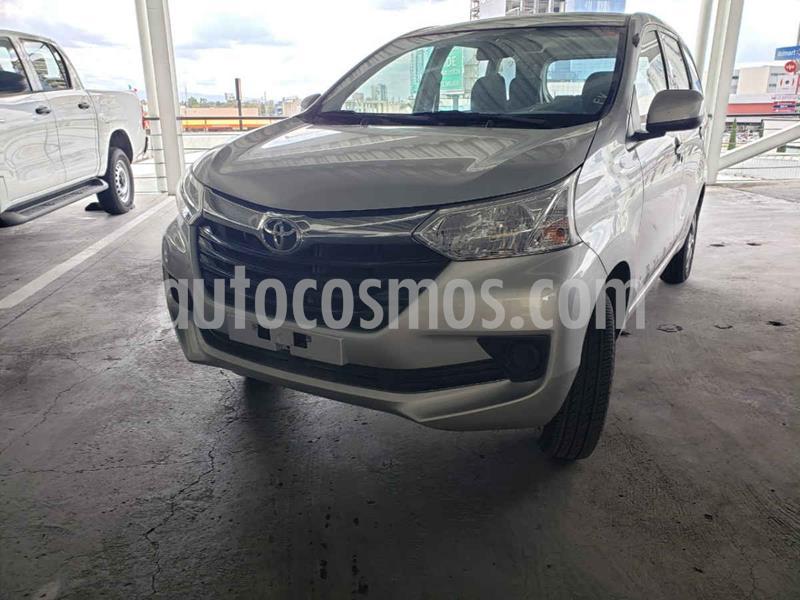 Toyota Avanza LE usado (2018) color Plata precio $215,000