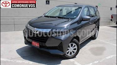 Toyota Avanza 5p LE L4/1.5 Aut usado (2020) color Gris precio $248,000