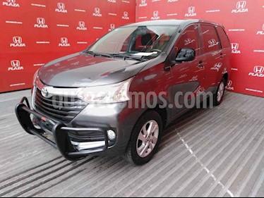 Toyota Avanza 5p XLE L4/1.5 Aut usado (2018) color Gris precio $249,000