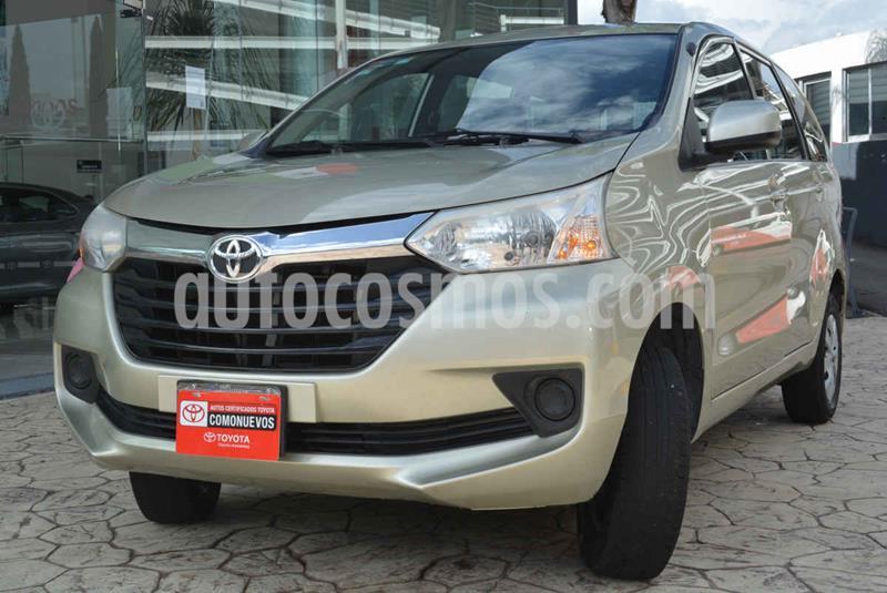 Toyota Avanza Premium Aut usado (2016) color Beige precio $175,000