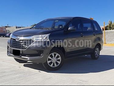Toyota Avanza LE usado (2017) color Gris precio $195,000