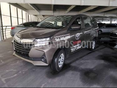 Toyota Avanza LE Aut usado (2020) color Cafe precio $251,000