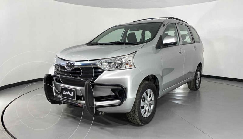 Toyota Avanza LE usado (2019) color Plata precio $222,999