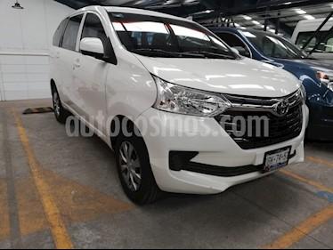 Toyota Avanza LE usado (2018) color Blanco precio $215,000