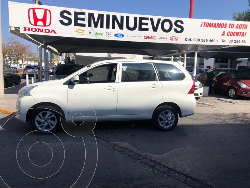 Toyota Avanza LE Aut usado (2017) color Blanco precio $185,000