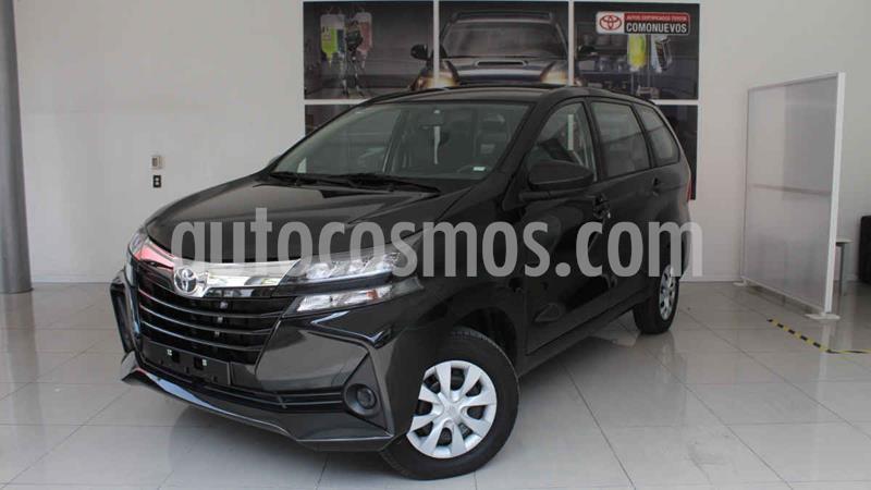 Toyota Avanza LE Aut usado (2020) color Negro precio $247,000
