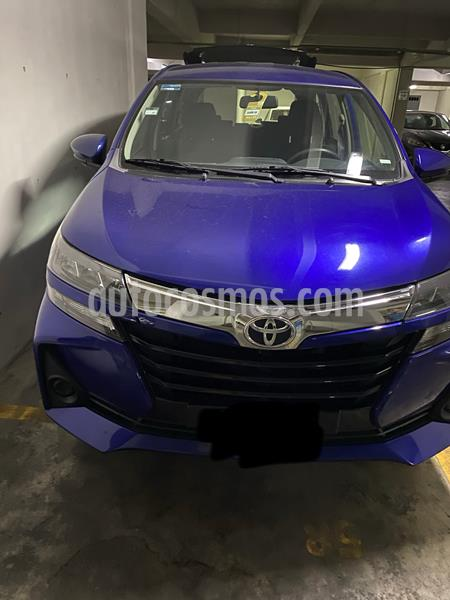 Toyota Avanza LE usado (2020) color Azul precio $200,000