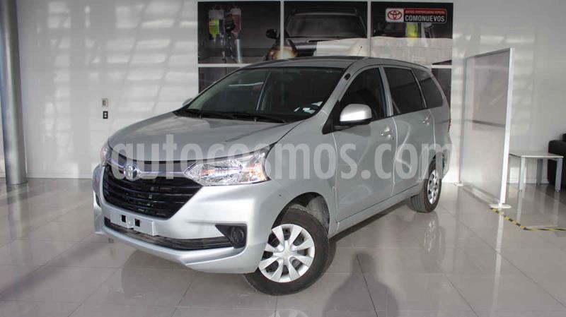 Toyota Avanza LE usado (2018) color Plata precio $208,000