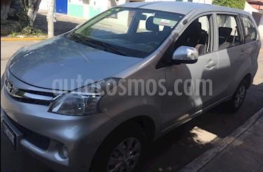 Toyota Avanza LE Aut usado (2015) color Plata precio $158,500
