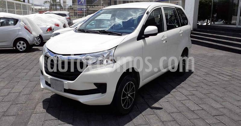 Toyota Avanza LE Aut usado (2019) color Blanco precio $199,900