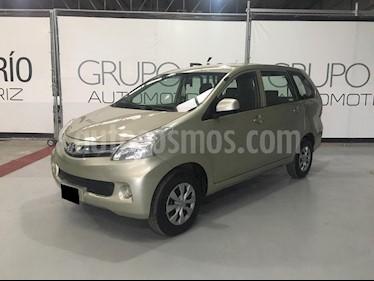 Toyota Avanza Premium Aut usado (2015) color Arena precio $159,000