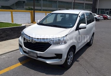 Toyota Avanza Premium Aut (99Hp) usado (2017) color Blanco precio $179,000