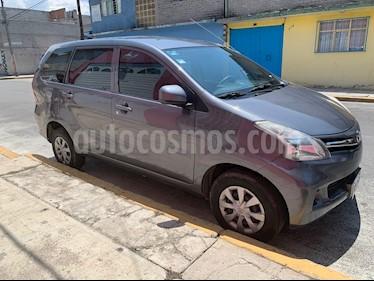 Toyota Avanza Premium Aut (99Hp) usado (2013) color Gris precio $142,900