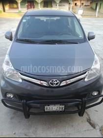 Foto Toyota Avanza Premium Aut (99Hp) usado (2013) color Gris precio $155,000