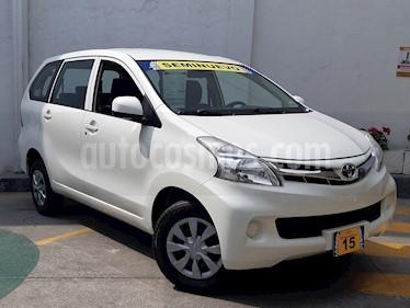 Foto venta Auto usado Toyota Avanza Premium Aut (2015) color Blanco precio $179,500
