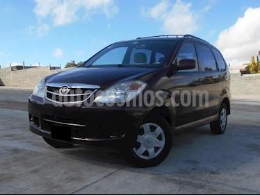 Foto venta Auto Seminuevo Toyota Avanza Premium Aut (2009) color Vino Tinto precio $115,000