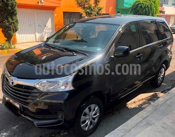 Toyota Avanza Premium Aut usado (2017) color Negro precio $184,000