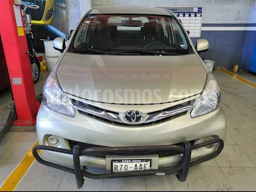 Foto Toyota Avanza Premium Aut usado (2015) color Arena precio $145,000