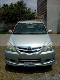 Toyota Avanza Premium Aut usado (2009) color Plata precio $95,000