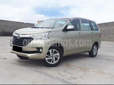 Foto Toyota Avanza XLE Aut usado (2018) color Arena precio $239,000