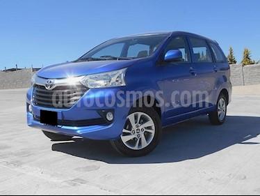 Foto venta Auto usado Toyota Avanza XLE Aut (2017) color Azul precio $210,000